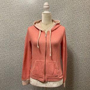 Calvin Klein Tops - ❤️Calvin Klein Jeans Peach Pink Cotton Hoodie